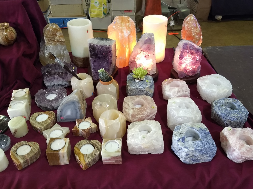 Geologic gifts